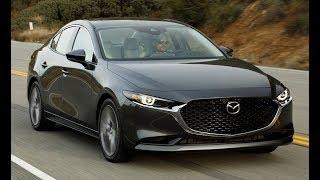 2019 Mazda3 Sedan – Interior, Exterior and Drive
