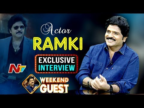 Actor Ramki Exclusive Interview | RX 100 Movie | Weekend Guest | NTV