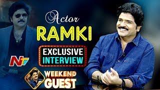 Actor Ramki Exclusive Interview - RX 100 Movie - Weekend Guest - NTV - netivaarthalu.com