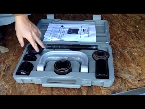 Harbor Freight Ball Joint Seperator | How To Save Money And Do It ...