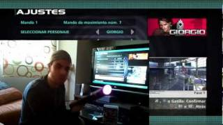 Time Crisis 4 Ps3 (gameplaylife con el rifle Move)