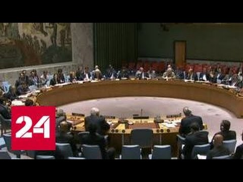 Голосование Совбеза ООН: кто желает мира Алеппо?