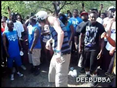 Texas Relays 2k11 - Deebubbatv Me Dance Like A Stripper , White Boy Boogie,& More.... video