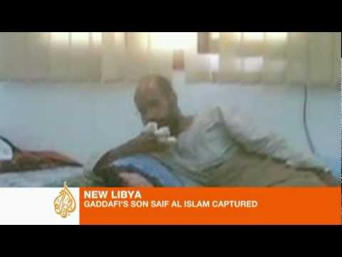 Saif al-Islam Gaddafi captured in Libya