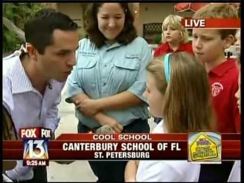 Canterbury School of Florida is Fox 13's COOL SCHOOL