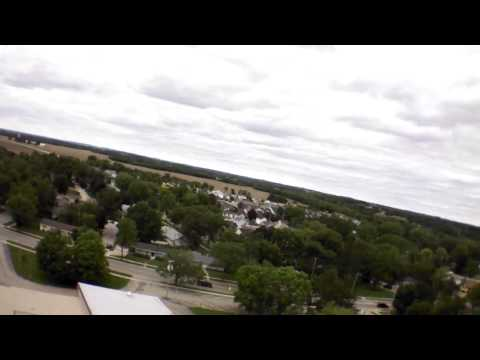 milton wi at 180 ft.  AR.Drone 2.0 Video: 2013/06/02