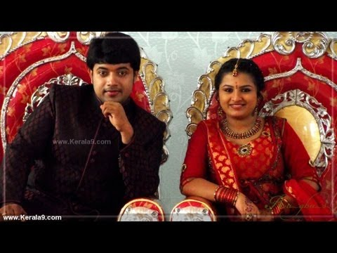 Malayalam Serial Actress Souparnika Wedding Gallery video