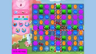 Candy Crush Saga Level 3484 1 Hand by Cookie