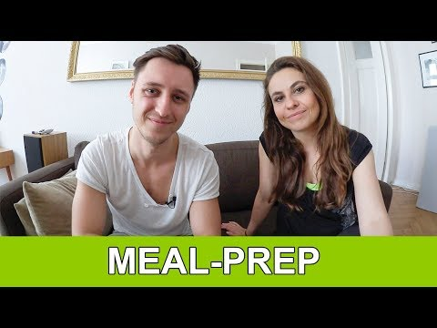 Fitness Snacks - Ernährung mit wenig Zeit (mit Sarah Tschernigow von no time to eat)