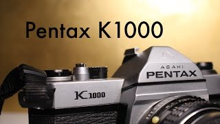 Pentax K1000 Video Manual and Review