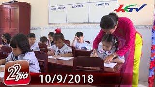 Dạy Tiếng Việt công nghệ giáo dục ở Hậu Giang | CHUYỆN 22 GIỜ - 10/9/2018