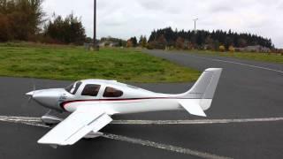 Hangar 9 Cirrus SR22T 30cc  rc cirrus sr22 electrifly cirrus sr22