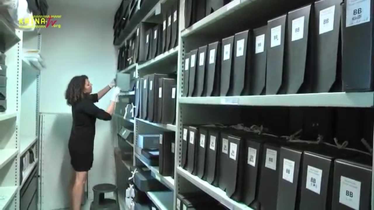 A la découverte des Archives de Montpellier