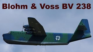 Blohm & Voss BV 238, giant scale RC flying boat, 2018