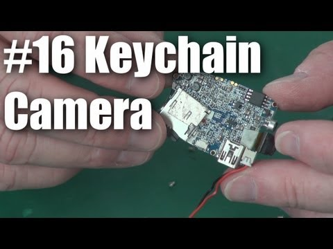 Review: #16 Keychain Camera for FPV