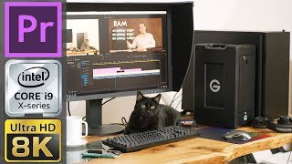 The ULTIMATE Premiere Video Editing Workstation