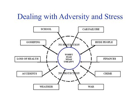 Dealing with Adversity and Stress - by Steven R. Cook, M. Div.