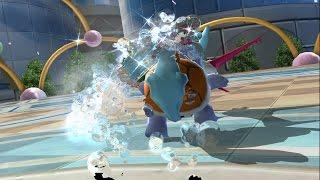 [Wii Emulator Test] Ishiiruka Dolphin Custom Version ~ Pokemon Battle Revolution