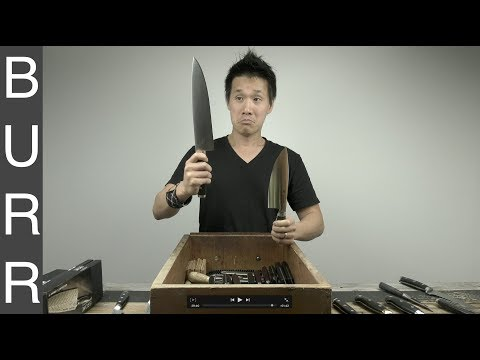 Best Way To Store Your Kitchen Knives For $10