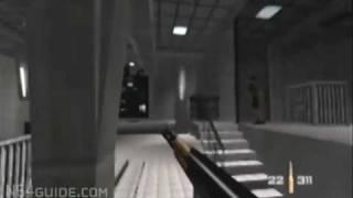 GoldenEye 007 - N64 Gameplay