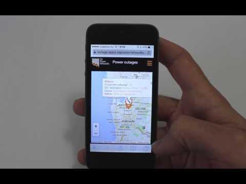 SA Power Networks new mobile app