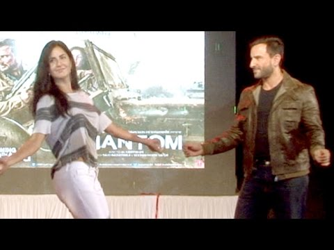 UNCUT: Katrina Kaif's HOT Belly Dance On Afghan Jalebi Song From Phantom
