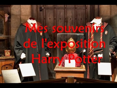 L'exposition Harry Potter