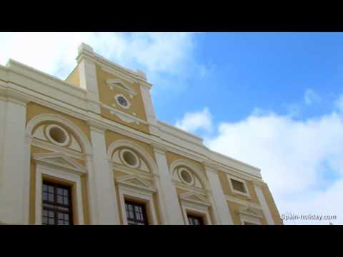 Chiclana de la Frontera - HD video
