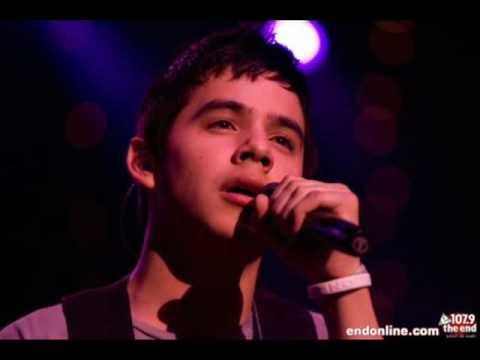 David Archuleta - Let Me Go