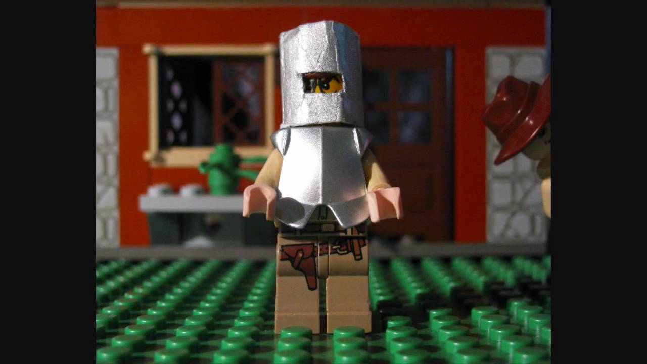 Ned Kelly's Last Stand Lego