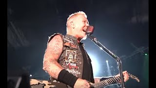 """Video now out of METALLICA playing """"Sad But True"""" Sept 26 at Dreamfest ..!"""