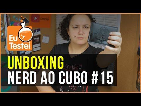 Jason Bourne e outros espiões no Nerd ao Cubo #15! – Unboxing EuTestei