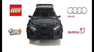 LEGO Technic: RC Audi Rally Car - BuWizz 2.0
