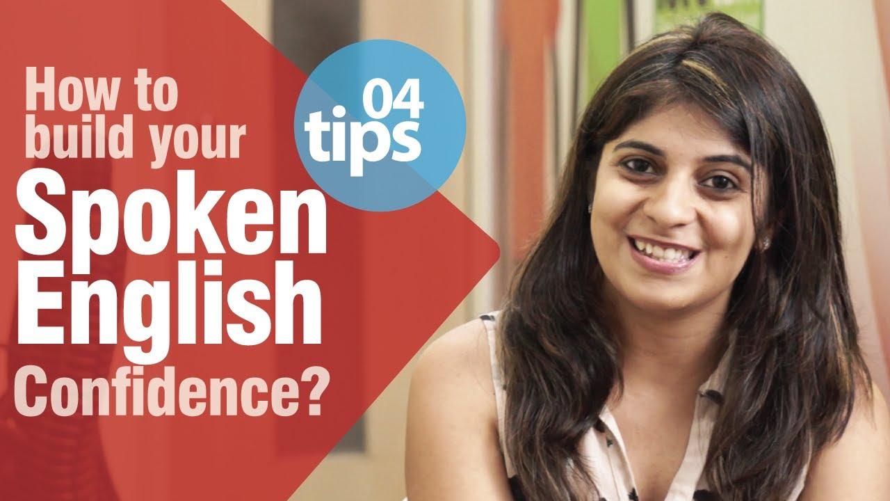 how to learn good spoken english