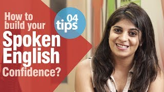 How to build your spoken English confidence? - Speak with confidence - English Lesson