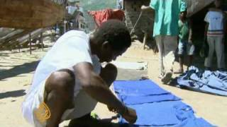 Haitian Migrants Embark On Risky Journey 18 Oct 09