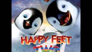 Happy Feet Two Soundtrack - 8: Under Pressure / Rhythm Nation