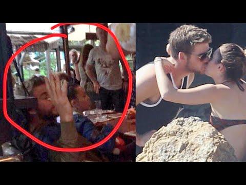 Miley Cyrus y Liam Hemsworth Regresaron! Beso en Australia!?