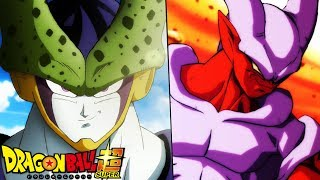 Janemba Or Perfect Cell In The NEW Dragon Ball Super Movie?