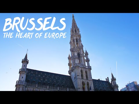 Travel to Brussels: The Heart of Europe!