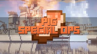 Pig Warfare Special Chops (Minecraft Short)
