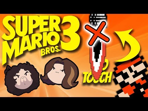 Mario 3: No Touch Challenge - PART 20 - Game Grumps