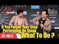 Saif Ali Khan Funny Reaction | If You Forget Your