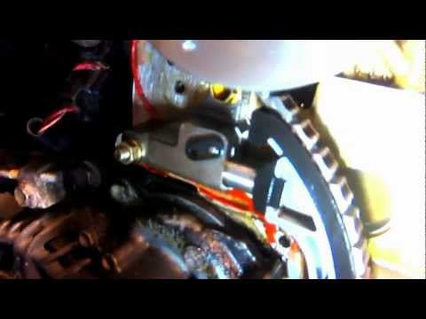 Timing chain tensioner Yaris fault