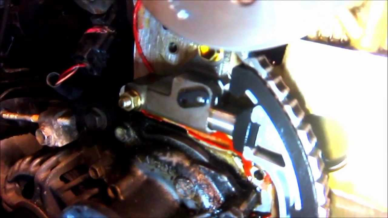 Timing Chain Tensioner Yaris Fault Youtube