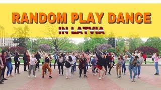 RANDOM DANCE CHALLENGE IN PUBLIC - KPOP HITS 2019