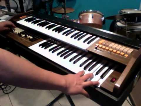 ELKA X 55P COMBO ORGAN for sale