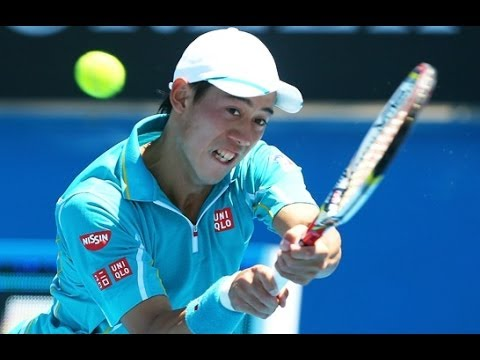 Kei Nishikori Super Play 2013 (HD)