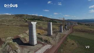 Rise of Anatolia - Doğuş Construction Kayaş-Kırıkkale Viaducts Project