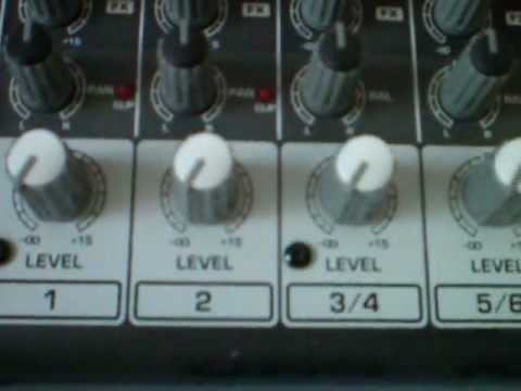 eSSB Audio Rack settings